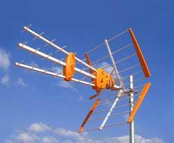 Antena telev s dat 45 barnaplus seguridad grupo lovarplus for Antenas de tv interiores